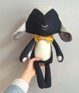 items décoratif pour chambres d'enfants poupée peluche